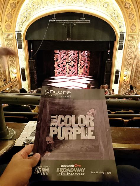 the color purple musical reviews the color purple musical paramount theatre shows i
