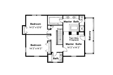 colonial floor plan colonial house plans rossford 42 006 associated designs