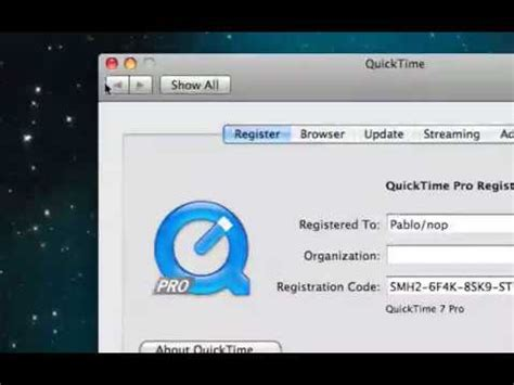get pro how to get quicktime pro free on os x and windows