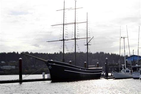 square boat 1966 charter sailboat classic square rig sail boat for