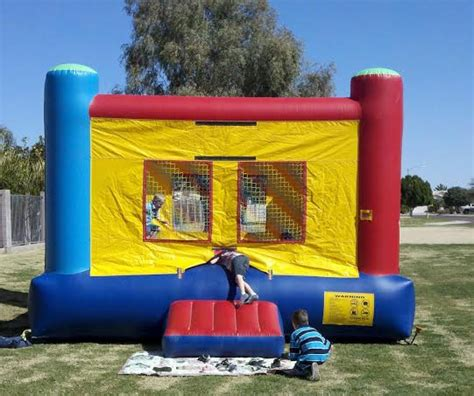 bounce house rentals az 15 x 15 primary color bounce house