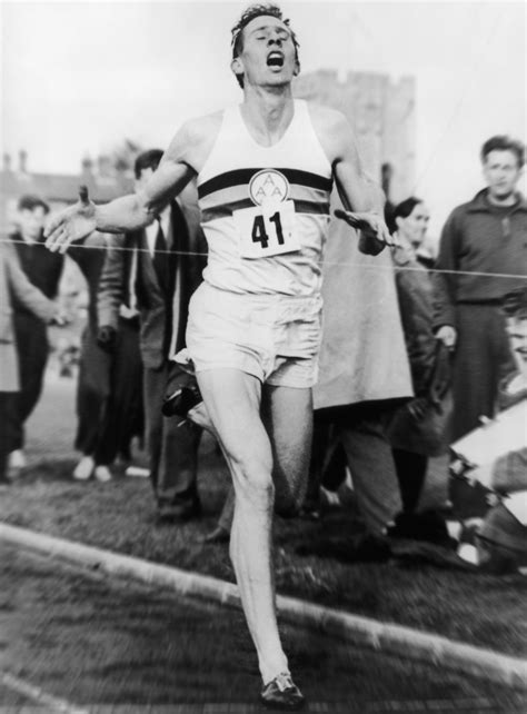 Roger Bannister The Athlete Biography Facts And Quotes