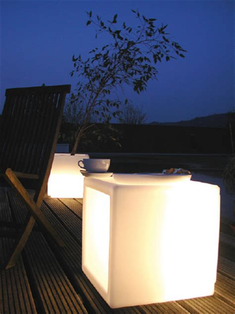Outdoor Led Light Cube Light Cubes