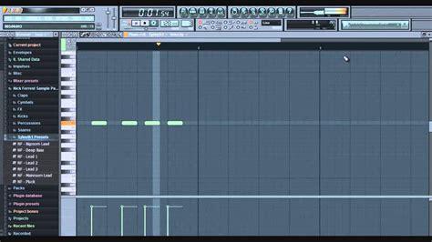 house music packs for fl studio fl studio house electro house and progressive house sle pack youtube