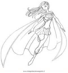 supergirl coloring pages supergirl 0 jpg 640 215 691 coloring sheets