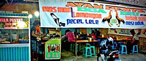 Tenda Pecel Lele wirausaha muda dan mandiri usaha warung pecel lele khas lamongan