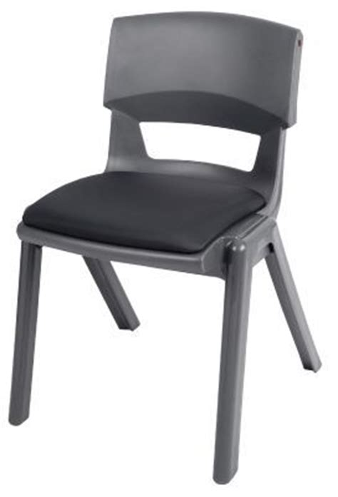 Postura Plus Classroom Chairs by Postura Plus Classroom Chairs With Seat Pad Edu Quip