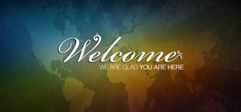 Welcome Background 1940 Welcome Background For Powerpoint