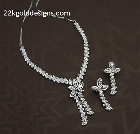 modern indian necklace designs 22kgolddesigns