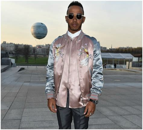 Get The Look Lewiss Tuxedo T Shirt by How To Get Lewis Hamilton S Style The Idle