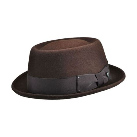 Porkpie Hat 2 bailey darron pork pie hat pork pie hats