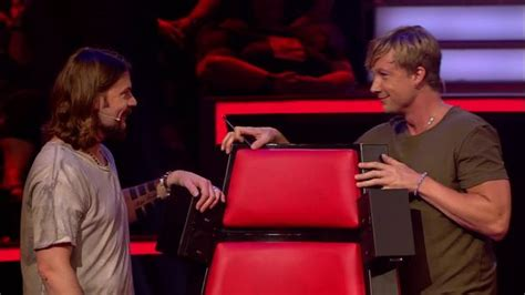 the voice of germany stuhl video samu und sein ex stuhl the voice of germany