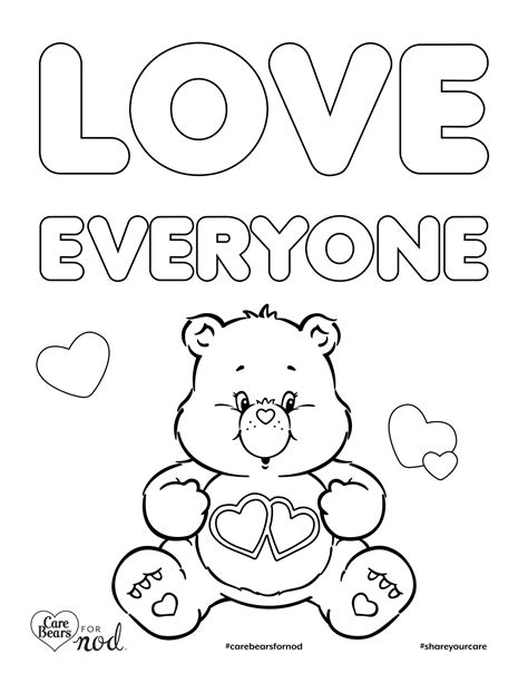 care coloring pages care bears coloring pages coloring pages