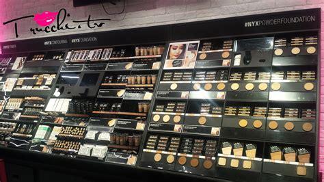 Apre Il Negozio Nyx apre il negozio nyx cosmetics a trucchi tv