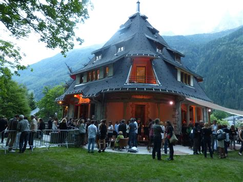 Maison Des Artistes Chamonix by Inauguration De La Maison Des Artistes Le Vendredi 5 Juin