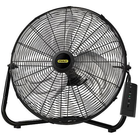 remote control floor fan performance 20 quot high velocity floor wall mount fan with