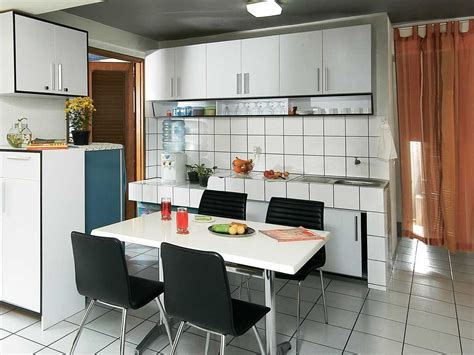 desain ruang dapur kecil minimalis tips desain dapur dan ruang makan jadi satu renovasi