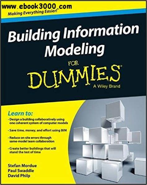 3000 facts about books building information modeling for dummies free ebooks
