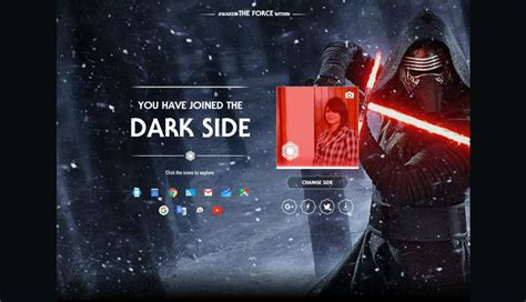 theme google chrome star wars google awakens the force with star wars theme
