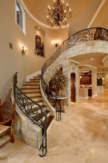 houzz home design wood forest mediterranean staircase houston by