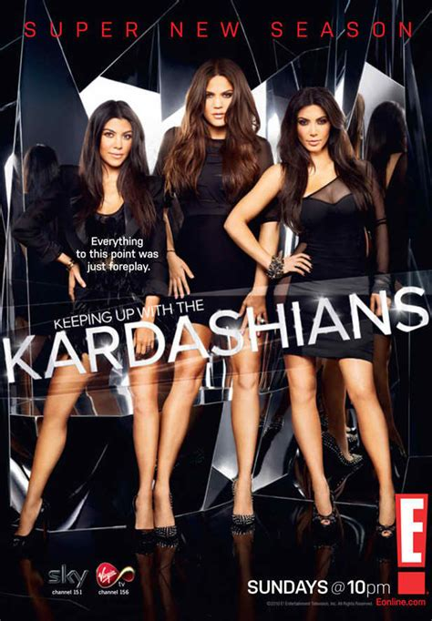 the kardashians gossip keeping up with the kardashians poster pic the hollywood