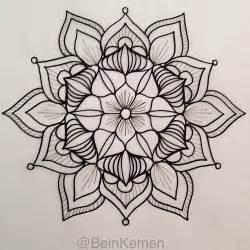Lotus Flower Pattern Design Mandala Lotus Flower Designs
