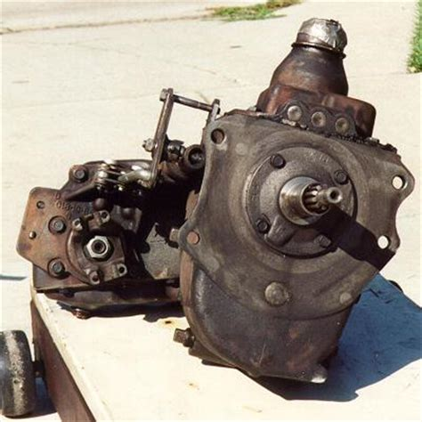 Jeep Cj Transmission Identification T18 A Identification Road Forums Discussion Groups