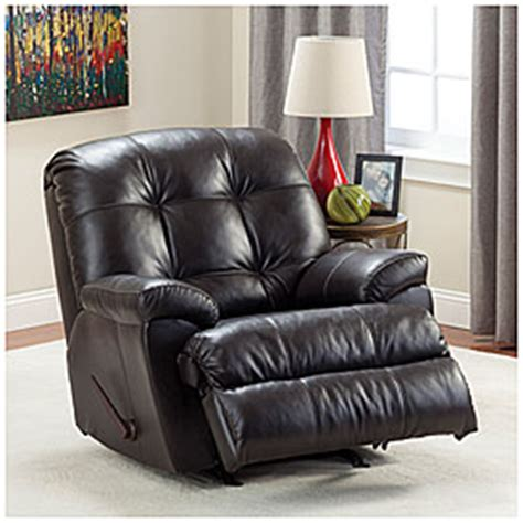 simmons manhattan faux leather recliner view simmons 174 manhattan faux leather recliner deals at big