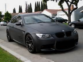what do you think of this bmw m3 wrapped in velvet bmw