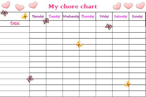 blank monday friday week calendar template 2016
