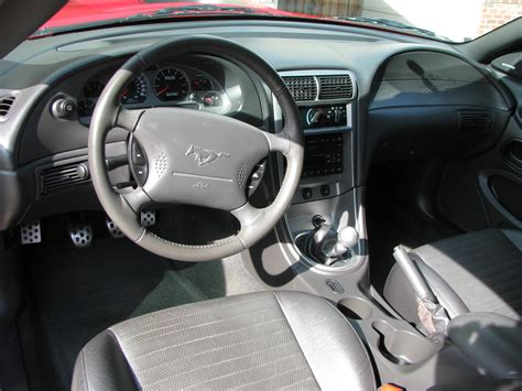2003 Mustang Interior by 2003 Ford Mustang Interior Pictures Cargurus
