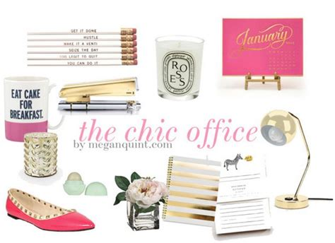 cute desk accessories for work chic office decor items office pinterest offices