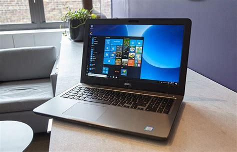 dell inspiron 15 5000 touch review middle of the road 2017