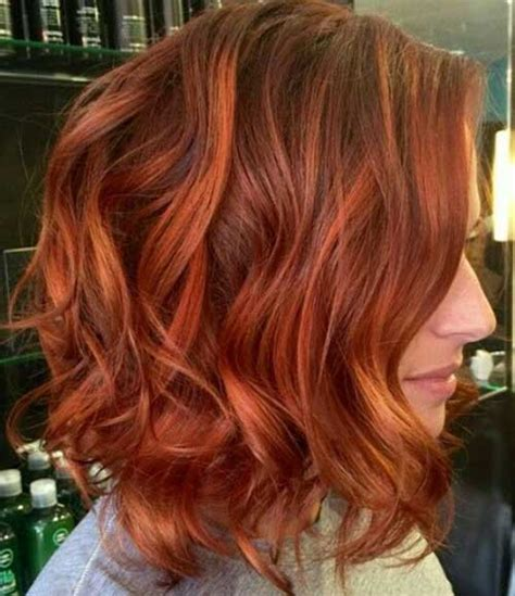 bob hairstyles in red 15 red bob haircuts short hairstyles 2017 2018 most