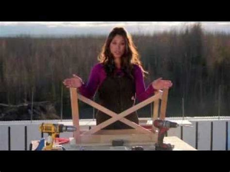 youtube bench ana white how to build a rustic x bench plans youtube