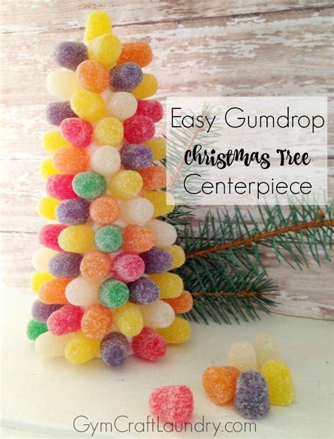 holiday living christmas gumdrop tree diy gumdrop tree centerpiece craft laundry
