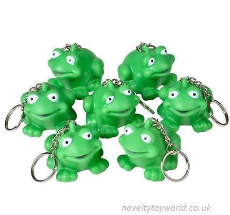 frog rubber st bulk buy happy frog rubber novelty keyring 5cm