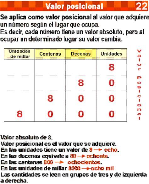 ejercicios de valor posicional para imprimir ejercicios de primaria ejercicios de valor posicional
