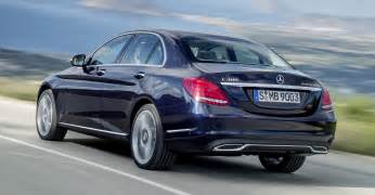 w205 mercedes c class details released image