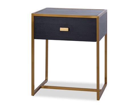 Brass Bedside Table Ls by Holman Bedside Table Liang Eimil