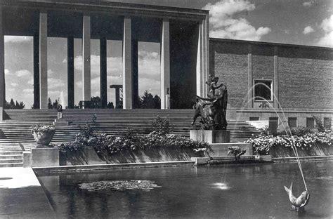 cranbrook academy  art  eliel saarinen michigan state historic preservation office