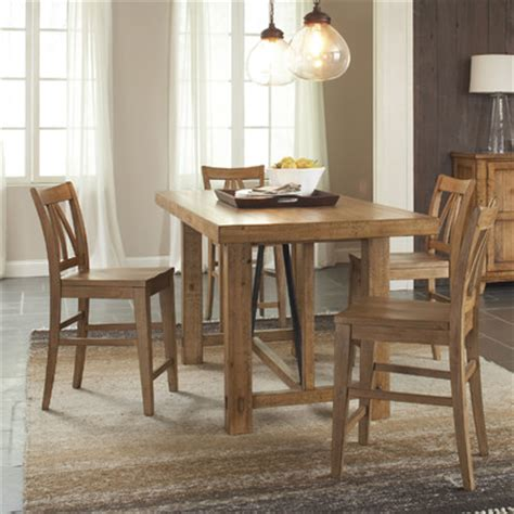 clearance counter height view all kitchen dining summerhill gathering counter height dining table wayfair