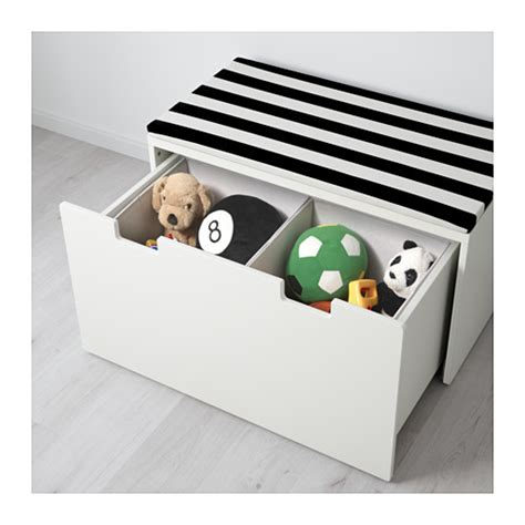 ikea kids bench stuva storage bench white white 90x50x50 cm ikea