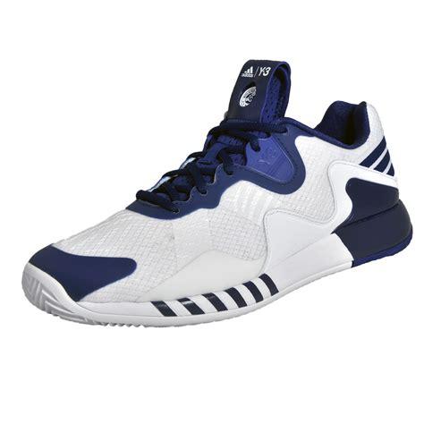 adidas adizero y3 roland garros mens tennis shoes classic casual trainers white ebay