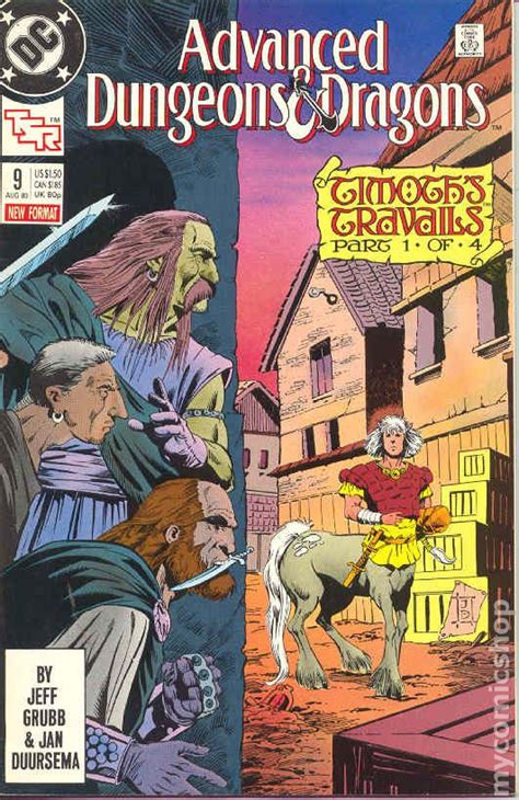 advanced dungeons and dragons 1988 advanced dungeons and dragons 1988 comic books