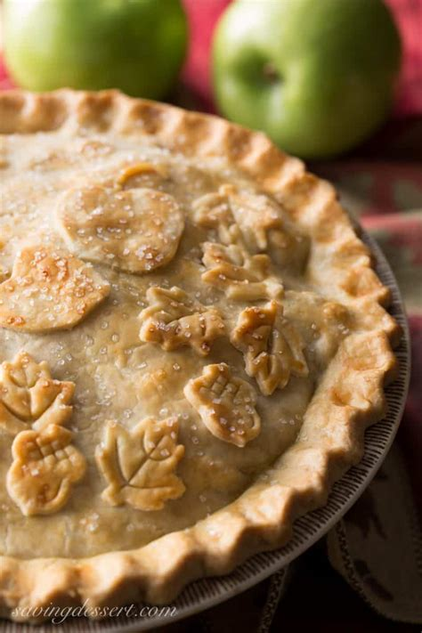better homes and gardens double crust apple pie recipe