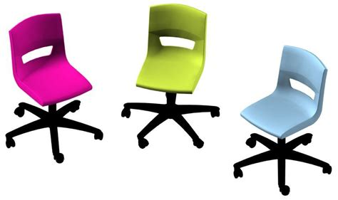 Postura Plus Classroom Chairs by Postura Plus Classroom Task Chair Reality