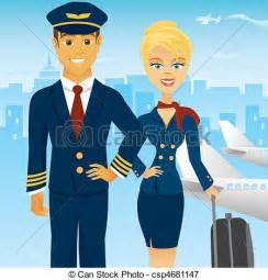 Cabin Style Home Plans vectors illustration of flight team in airport a pilot