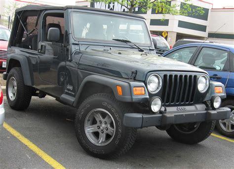 Wrangler Strit 1 jeep wikip 233 dia