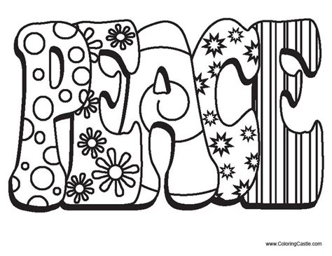 coloring pages for adults peace 97 best groovy volkswagon vehicles images on pinterest